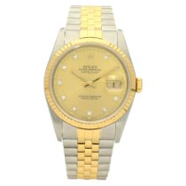 Rolex Datejust pre-owned 36mm Date