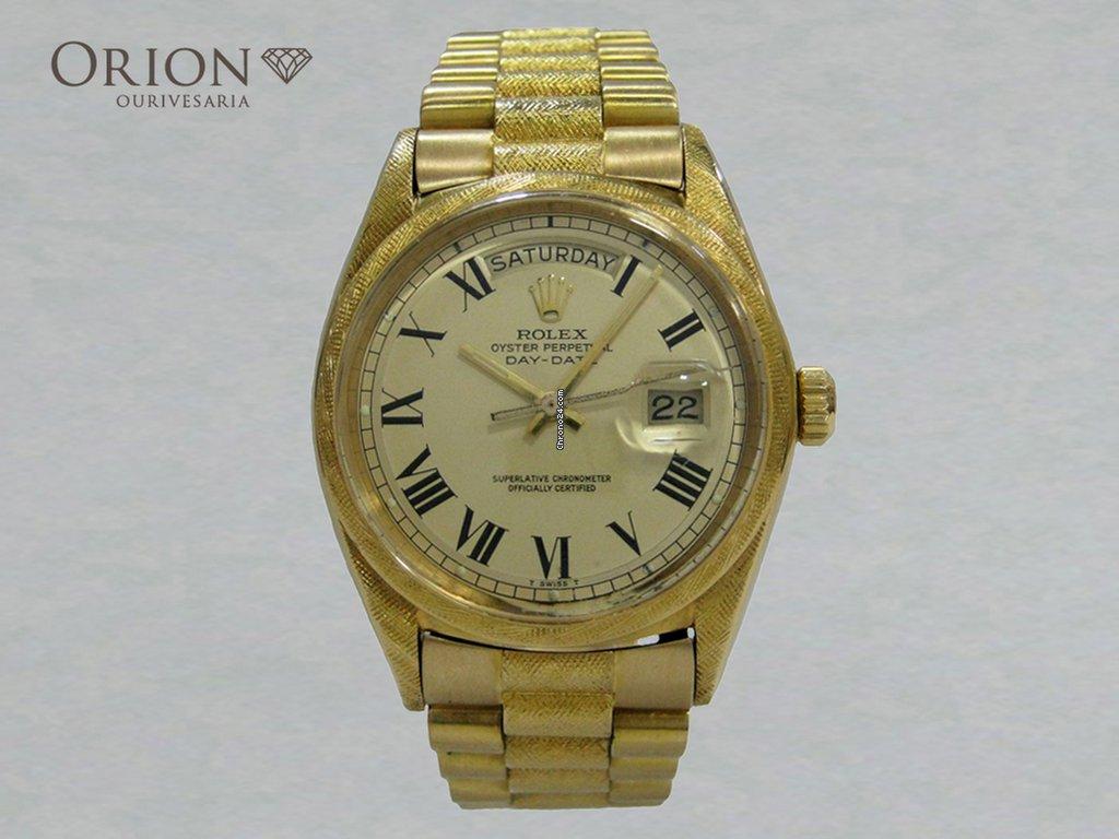 57a64f0c7b2 Relógios Rolex Day-Date usados