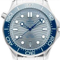 Omega 210.30.42.20.06.001 Stahl Seamaster Diver 300 M 42mm