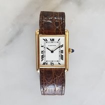 Cartier Tank Louis Cartier occasion 24mm Or jaune
