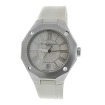 Baume & Mercier Riviera Steel 38mm Mother of pearl Roman numerals United States of America, New York, New York
