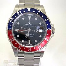 Rolex GMT-Master II Steel 40mm United States of America, Pennsylvania, Philadelphia