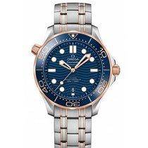 Omega Seamaster Diver 300 M 210.20.42.20.03.002 2020 new