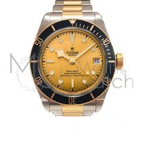 Tudor Black Bay S&G Gold/Steel 41mm Champagne