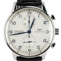 IWC Steel 41mm Automatic IW371446 pre-owned