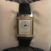 Jaeger-LeCoultre Reverso Duetto 266.5.44 Very good Gold/Steel Manual winding