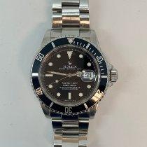 Rolex Submariner Date Steel 40mm Black No numerals United States of America, Texas, San Antonio