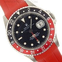 Rubber B red strap for Submariner Click here for full strap...