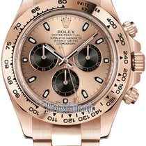 Rolex Daytona Rose gold 40mm Pink