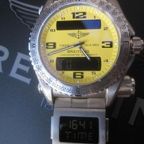 Breitling Emergency Chronograph,Co-Pilot Pro II