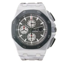 オーデマピゲ Royal Oak Offshore  44mm Titanium Ceramic Bezel Watch