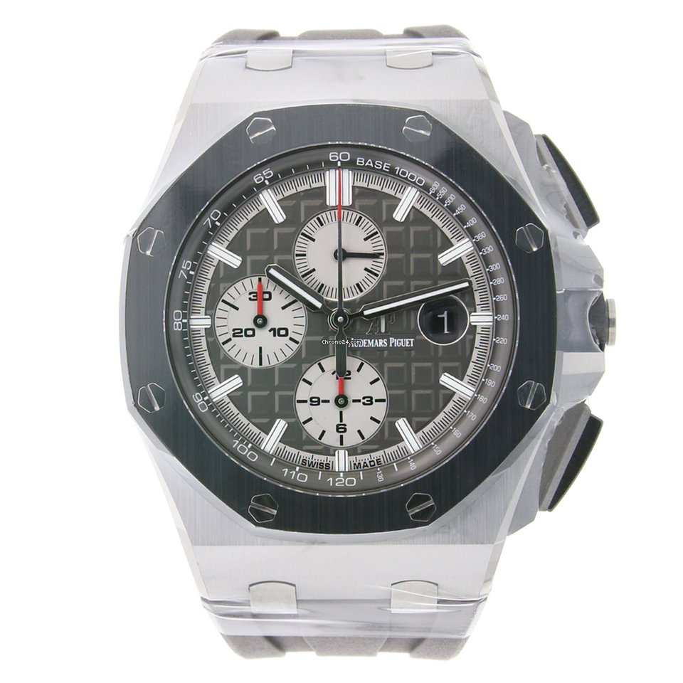 bf28878a96f Audemars Piguet Royal Oak Offshore 44mm Titanium Ceramic... for $27,499 for  sale from a Trusted Seller on Chrono24