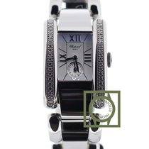 Chopard La Strada Diamond Set white Dial NEW