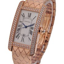Cartier WB710010 Tank Americaine with New Style Bracelet -...