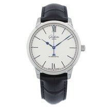 Glashütte Original Senator Excellence Steel 40mm Silver United Kingdom, London