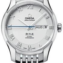 Omega De Ville Co-Axial Co-Axial Annual Calendar 41 mm