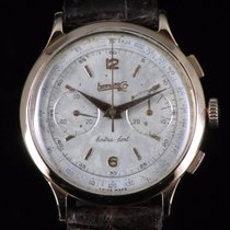 Eberhard & Co. Extra-Fort 14007 Vintage Chronograph Rose...