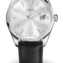 Milus Chronograph Automatic new Silver