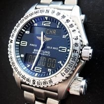 Breitling Emergency E56121 1998 pre-owned