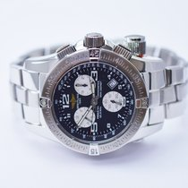 Breitling Emergency Mission Stainless Steel Watch