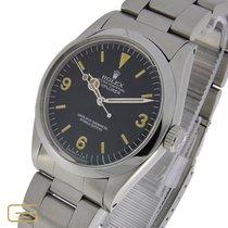Rolex Explorer 1016 1981 gebraucht