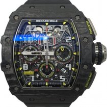 Richard Mille RM 11-03 Black Carbon NTPT Flyback Chronograph...