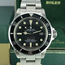 Rolex 1665 Submariner Sea Dweller Double Red Mk3 Dial From 1972