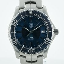 TAG Heuer Link Quartz Steel 39mm Blue United States of America, California, Pleasant Hill