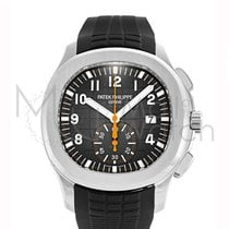 Patek Philippe 5968A-001 Aço Aquanaut 42mm