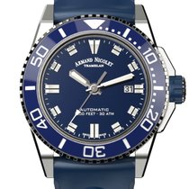 Armand Nicolet Automatic new Blue