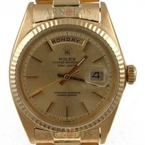 Rolex 1803 Yellow gold 1967 Day-Date 36 36mm pre-owned United States of America, Florida, Largo