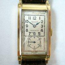 Rolex Prince Gelbgold 20mm Silber Arabisch Deutschland, Trittau