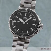 Oris Steel 36mm Automatic 0173376524154-0781801P pre-owned