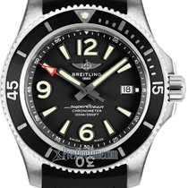Breitling Superocean 44 Steel 44mm Black United States of America, New York, Airmont