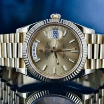 Rolex Day-Date 40 Yellow gold Champagne