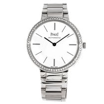 Piaget Altiplano White gold 34mm Silver No numerals United States of America, Pennsylvania, Bala Cynwyd