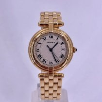 Cartier Panthère Yellow gold 30mm White United States of America, California, Beverly Hills