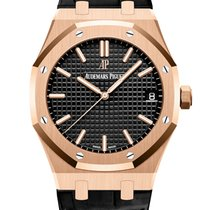 Audemars Piguet 15500OR.OO.D002CR.01 Rose gold Royal Oak 41mm new