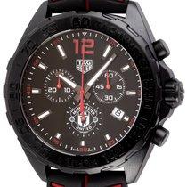 TAG Heuer Formula 1 Quartz new Quartz Chronograph Watch with original box and original papers CAZ101J.FT8027