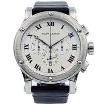 Ralph Lauren Steel 45mm Automatic K02300 pre-owned United States of America, Indiana, Carmel