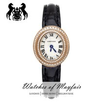 Cartier Hypnose Rose gold 30mm Silver
