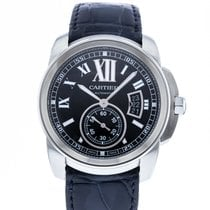 Cartier Calibre de Cartier W7100041 2010 pre-owned