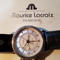 Maurice Lacroix 63511 Stahl 2002 Masterpiece 36mm gebraucht
