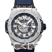 Hublot Big Bang Unico Titanio 45mm Azul