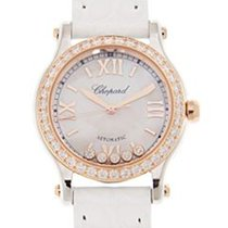Chopard 278573-6020 Gold/Steel Happy Sport 30mm new United States of America, Florida, Miami