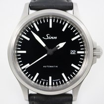 Sinn Steel 38mm Automatic 31A1126 pre-owned