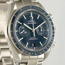 Omega Titanio Automático Azul 43mm usados Speedmaster Professional Moonwatch