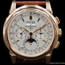 Patek Philippe Perpetual Calendar Chronograph Rose gold 40mm No numerals United States of America, New York, New York