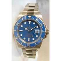 Rolex Submariner 116618 Heavy Band Blue Cerachrom Bezel and...