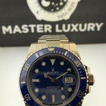 勞力士 (Rolex) 116619 Submariner Date White Gold